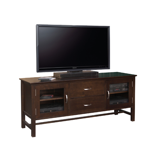 "Brooklyn 60"" TV Sliding Door Console"