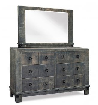 Barrelworks 6 Drawer Dresser