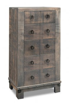 Barrelworks 5 Drawer Lingerie Chest