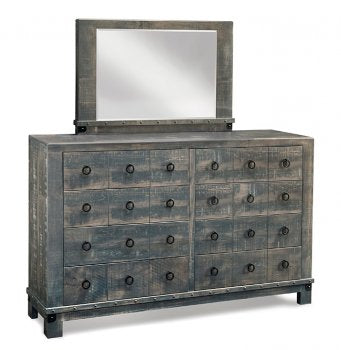 Barrelworks 8 Drawer Long Dresser