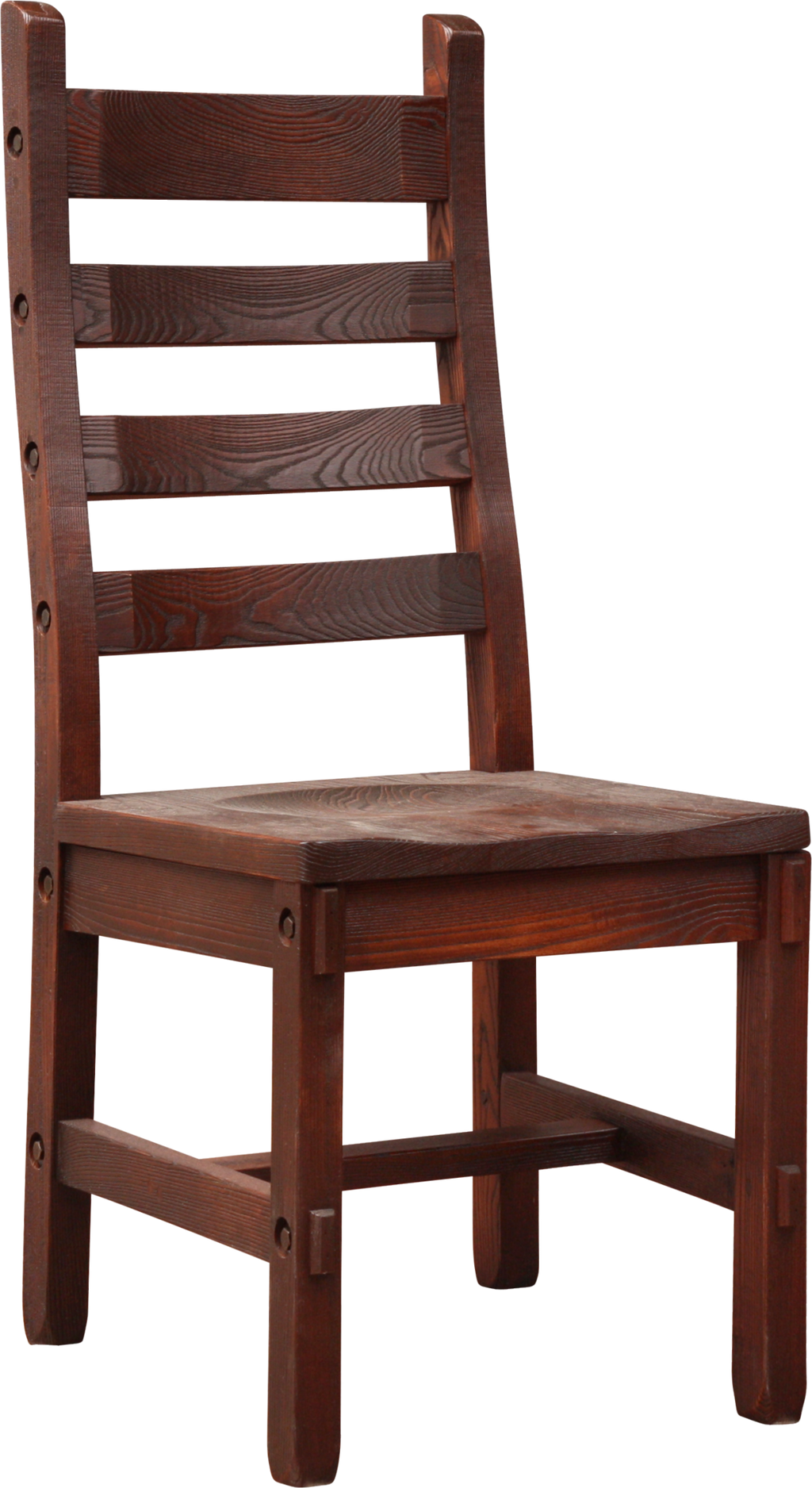 Timber Ladder Back Side Chair