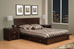 Contempo Platform Bed with Drawers