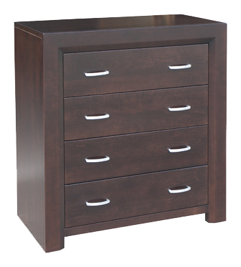 Contempo 4 Drawer Hiboy