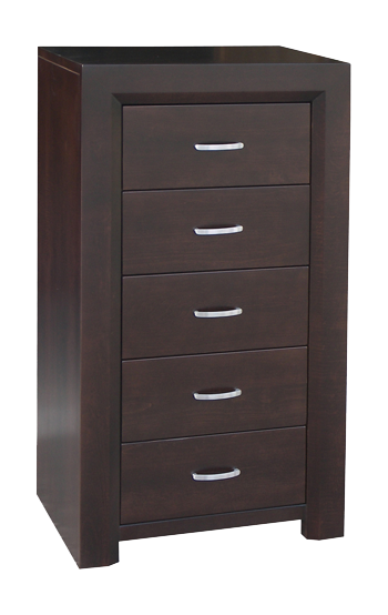 Contempo 5 Drawer Lingerie Chest