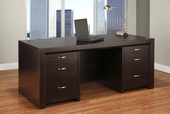 Contempo Executive Desk