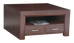 2 Drawer Square Coffee Table