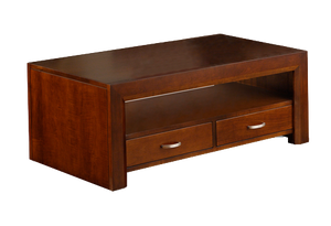 "48"" 2 Drawer Coffee Table"
