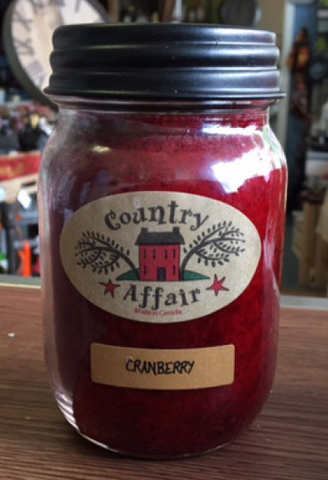 Country Affair 16oz Candle