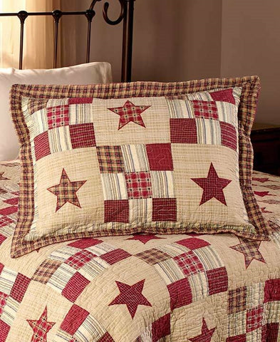Country Red Star