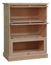 Cottage Barrister Bookcase