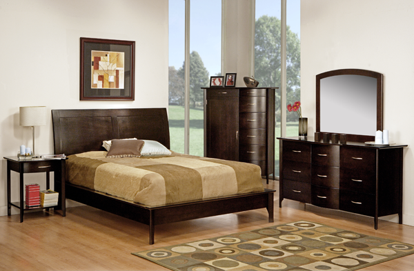 Demi-Lune Bedroom Collection