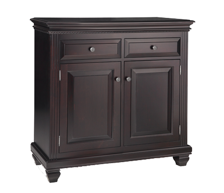 Florentino 2 Drawer 2 Door Sideboard