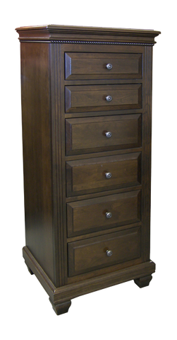 Florentino 6 Drawer Lingerie Chest