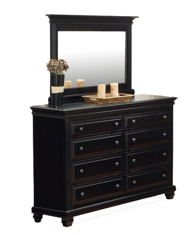 Florentino 8 Drawer High Dresser