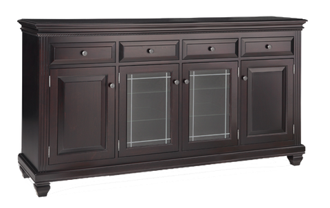 Florentino 4 Drawer 4 Door Sideboard
