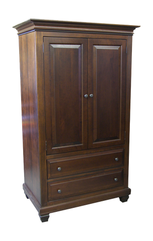 Florentino 2 Door 2 Drawer Armoire
