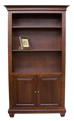 Florentino Bookcase with Doors