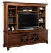 "Florence 83"" TV Console with Hutch"