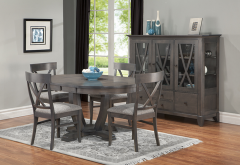 Florence Single Pedestal Dining Table