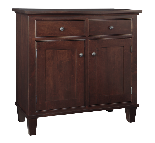 Georgetown 2 Drawer 2 Door Sideboard