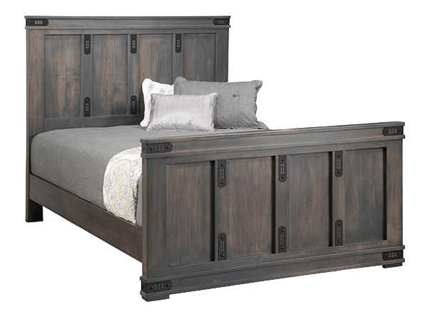 Gastown Panel Bed