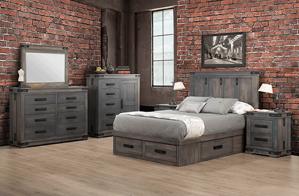 Gastown Bedroom Collection