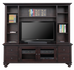 "Georgetown 84"" TV Console with Hutch"