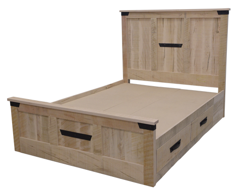 Hamilton 4 Drawer Condo Bed