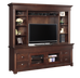"Hudson Valley 86"" TV Console with Hutch"