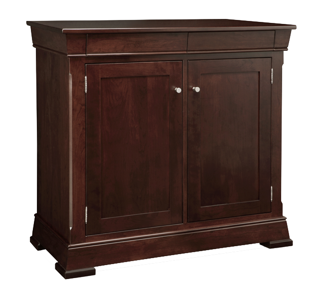 Kensington 2 Drawer 2 Door Sideboard