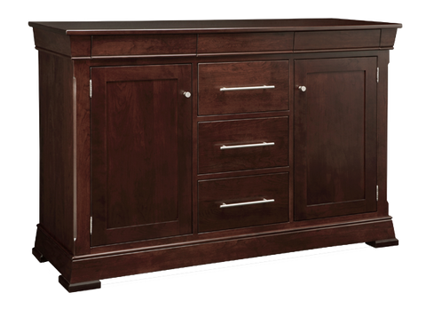 Kensington 6 Drawer 2 Door Sideboard
