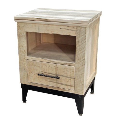Lexington 1 drawer Open Nightstand