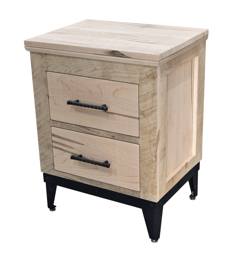 Lexington 2 Drawer Nightstand