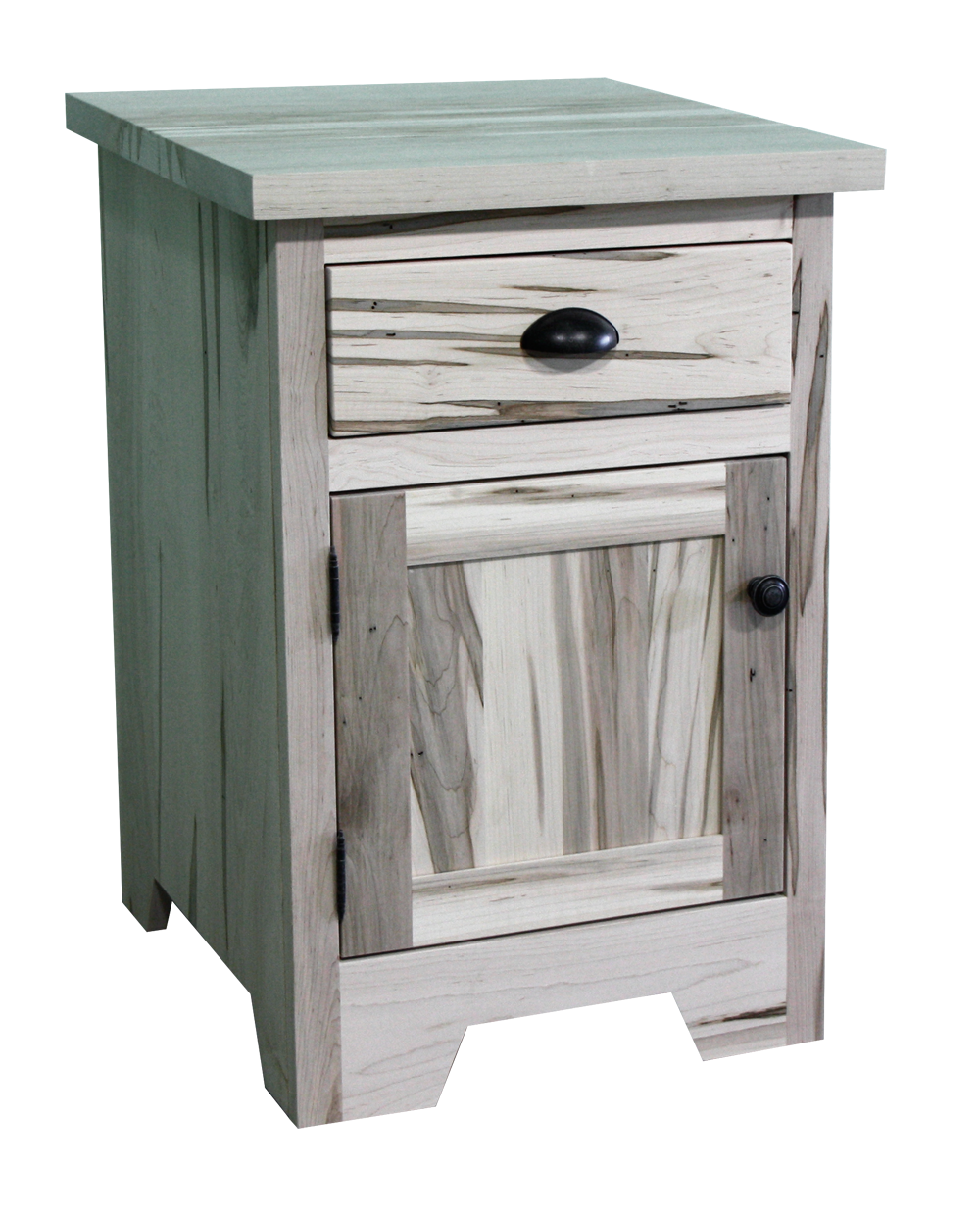 Lakeport 1 Drawer 1 Door Nightstand