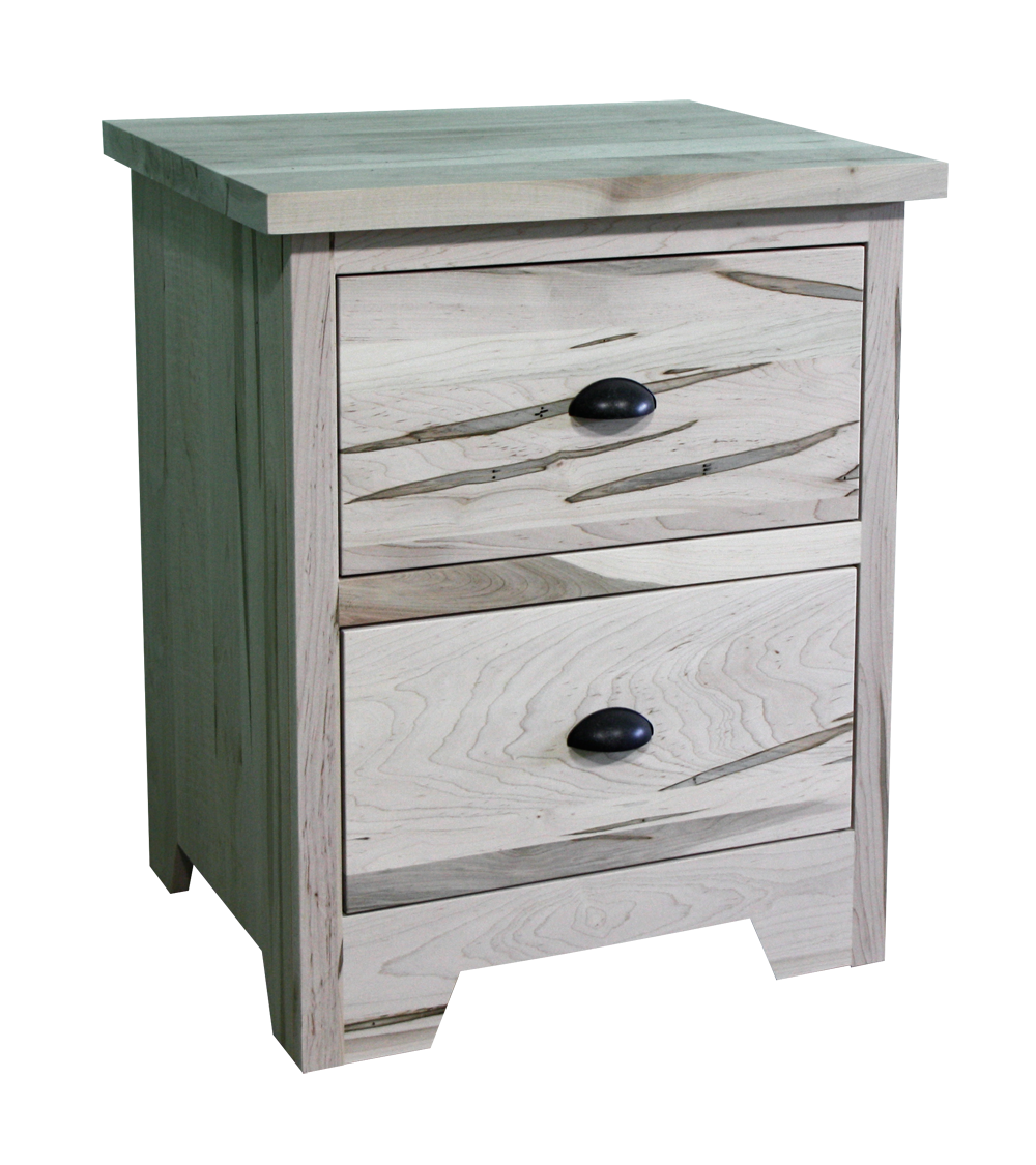 Lakeport 2 Drawer Nightstand