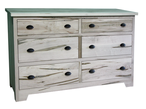 Lakeport 6 Drawer Dresser