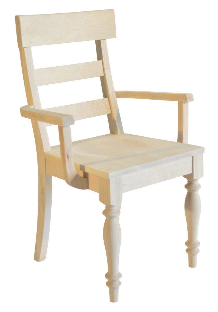 Montego Double Ladder Arm Chair