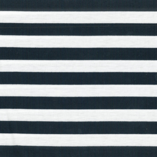 Nautical Striped Henley Top