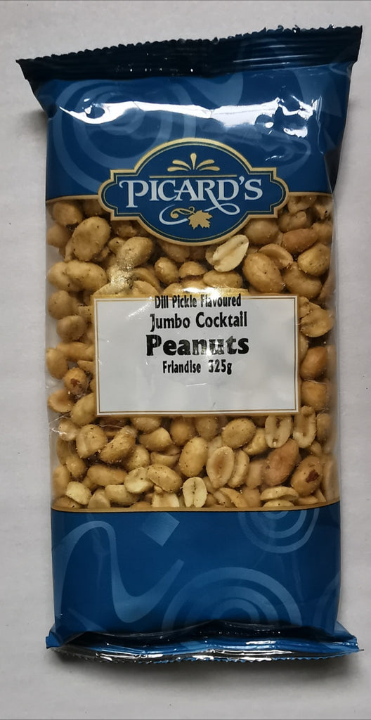 Picards Flavoured Peanuts