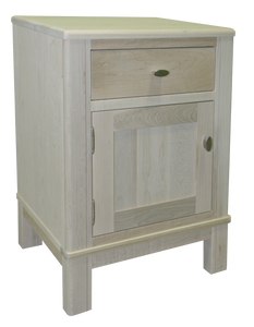 Urbana 1 Drawer 1 Door Nightstand