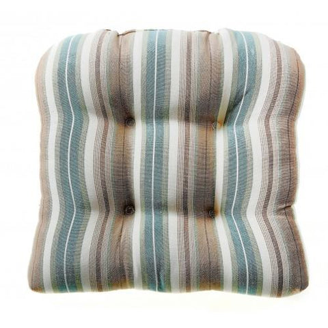 Tufted Chair Pad - Woodside