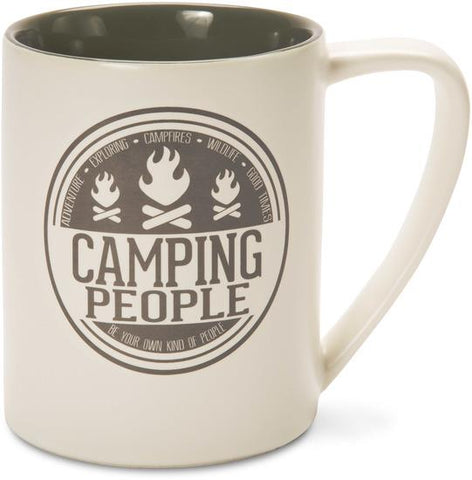 'Camping People' Mug - We People Collection