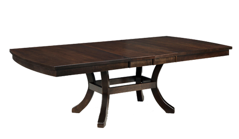 Yorkshire Double Pedestal Table