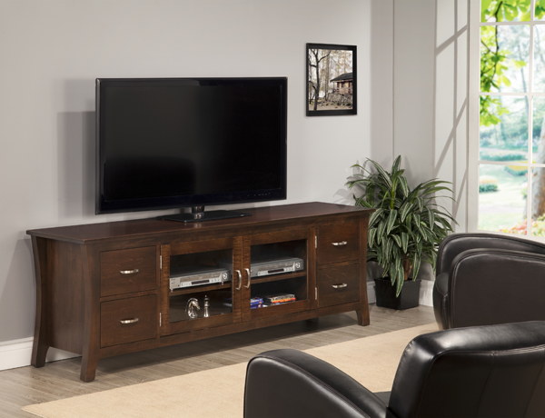 "Yorkshire 84"" TV Console"