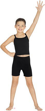Child Mid-Thigh Shorts (10262)