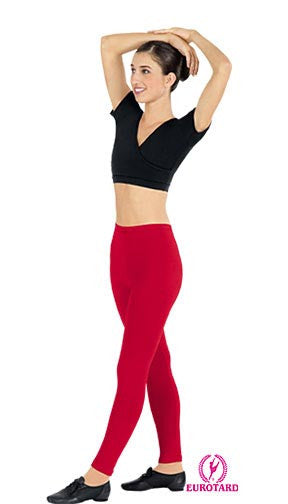 Adult Value Collection Ankle Leggings (10333)