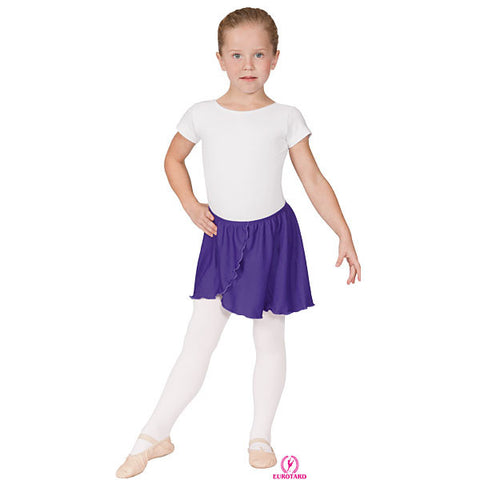 Child Polyester Pull-On Skirt (13176)