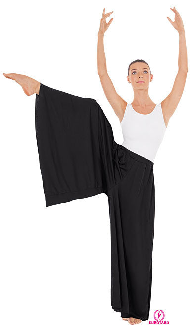 Adult Polyester Palazzo Pants (13696)
