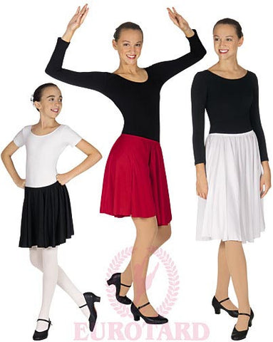 Adult Pull-On Skirt w/Elastic Waistband (13774)