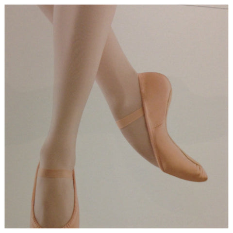 Child Dansoft Ballet Shoe